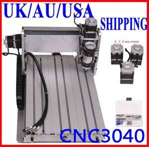 Cnc router table plans kit mill machine plasma dvd cnc router engraver drillingmilling machine 3040 m keyboard keysfo Gallery