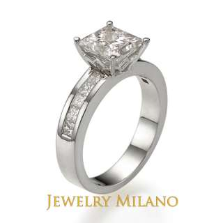 50 CT D SI BRILLIANT CERTIFIED DIAMOND RING YELLOW GOLD 14K