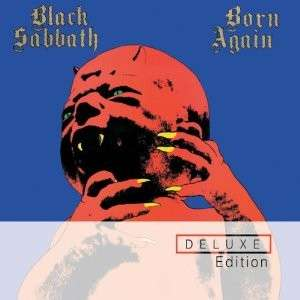 BLACK SABBATH BORN AGAIN(DELUXE EXPANDED EDT)2 CD NEW