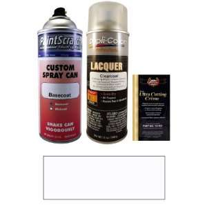 12.5 Oz. Candy White Spray Can Paint Kit for 2001 Volkswagen Golf