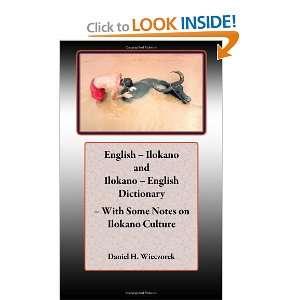on Ilokano Culture (9781477522769) Mr. Daniel H. Wieczorek Books