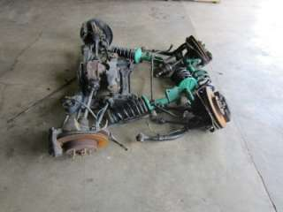 JDM Toyota Celica ST205 3SGTE Turbo AWD Engine Swap Diff Brakes TRD