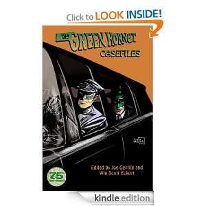 The Green Hornet Casefiles Michael Uslan, Win Scott Eckert, Joe