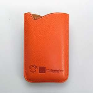 JAPAN Handmade KCS FABRICATIONS iPhone3G 3GS 4 Leather Case Italian
