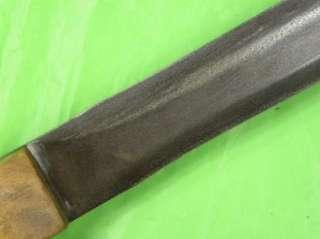 WW2 US John Ek Model 2 Ranger Combat Fighting Knife