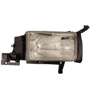 94 01 DODGE RAM PICKUP Right Headlight (W/O CORNER LAMP) (1994 94 1995
