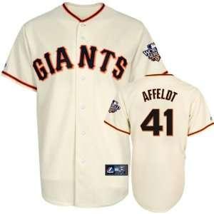 Jeremy Affeldt Youth Jersey San Francisco Giants #41 Home