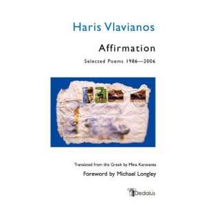 Affirmation: Selected Poems 1986 2006 (9781904556657