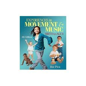 in Music & Movement  Birth to Age 8 4th EDITION Rar Pica Books