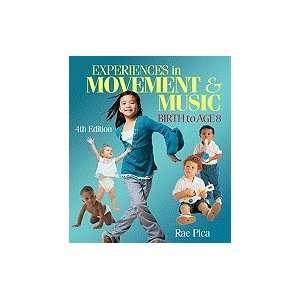 in Music & Movement  Birth to Age 8 4th EDITION Rar Pica Books