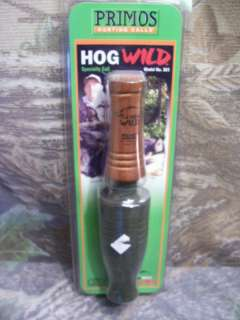 Up for auction is this brand new Primos Hog Wild Boar hunting call