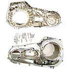CHROME PRIMARY COVER FITS HARLEY FX SOFTAIL 71 88