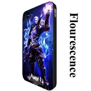 Aion Iphone 4 / 4s Case   Designer Iphone Phone Case Cell