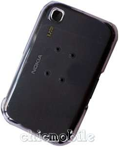 Charger + STRAIGHT TALK Case Cover Nokia 6790 T SMOKE