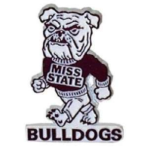 Mississippi State University Magnet 2D Wbd Miss La Case