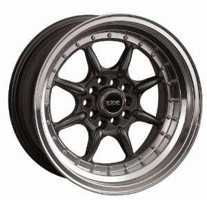XXR Gun Metal 002 Wheels Rims 240sx Datsun 280zx SET OF 16 INCH XXR