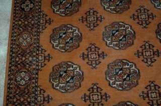 Karastan Golden Bokhara Rug 5 9 x 9 100% Wool Pattern 716