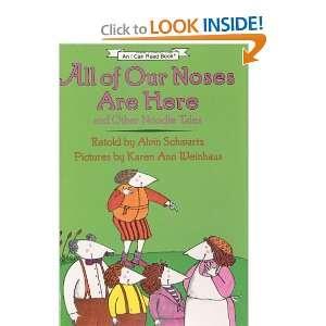 Tales (9780060252885) Alvin Schwartz, Karen Ann Weinhaus Books
