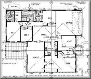 low set new floor plans   House Plans for CONSTRUCTION & Real Estate