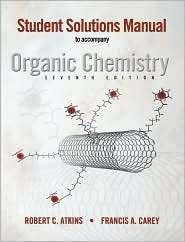 Chemistry, (0073047880), Francis A. Carey, Textbooks