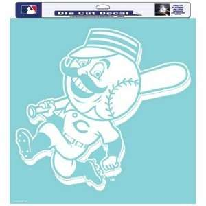 MLB Cincinnati Reds 18x18 Die Cut Decal