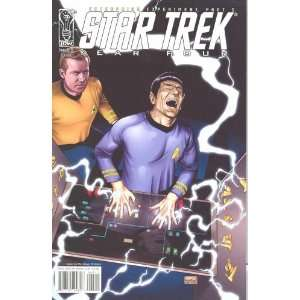Star Trek Year Four   Enterprise Experiment #5 Derek Chester Books