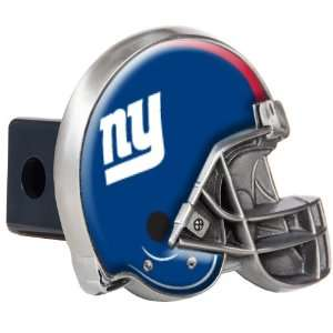 New York Giants Great American Metal Helmet Trailer Hitch Cover