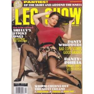 May 2006 Leg Show Magazine: Dian Hanson: Books