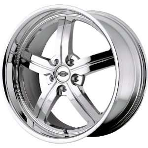 TSW Alloy Wheels Bolsa Chrome Wheel (18x9/5x114.3mm