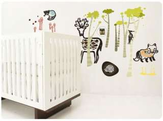 Check out other styles of Wee Gallery wall graphics items at Wall Art