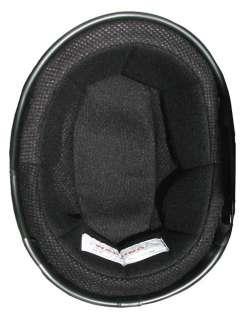 Skull Cap DOT Motorcycle Helmet Flat Black Non Bulk ~XL
