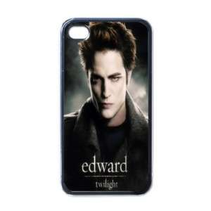 Twilight Edward Cullen iPhone 4 Hard Plastic Case Cover