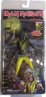 IRON MAIDEN Killers NEW ACTION FIGURE Official