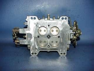 Edelbrock Webber Carter AFB 4V barrel carburetor 1405 2616 600 CFM