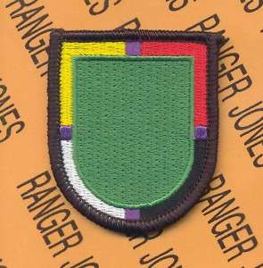 404th Civil Affairs Bn Airborne 1st SOCOM Flash patch B