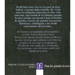 El Visitante Nocturno (9789681636692): B. Traven, Claudia