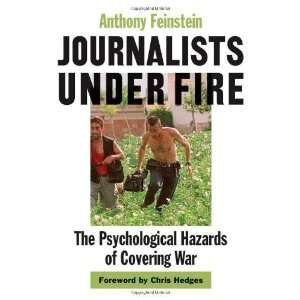 Hazards of Covering War [Hardcover] Anthony Feinstein Books