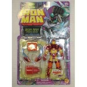 Iron Man Inferno Armor Figure Toys & Games