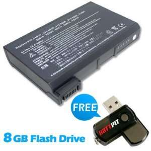 ™ Laptop / Notebook Battery Replacement for Dell Inspiron 8100
