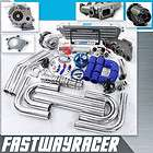 94 02 Jetta Golf Passat Corrado VR6 2.8L 12V T3 T3/T4 Turbo Kit Turbo
