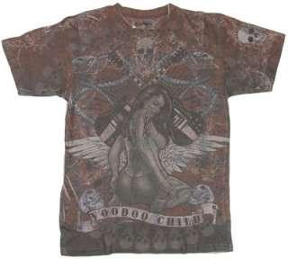 Voodoo Child   Gary Kroman Photo Sheer T shirt