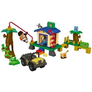 Mega Bloks Diegos Animal Rescue Center Explore similar items