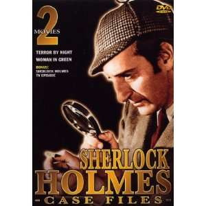 Holmes Case Files   Woman in Green & Terror By Night Movies & TV