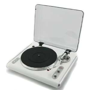 com Brand New Vestax Bdt 2600/wht White High Quality Active Turntable