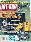 Hot Rod Vintage Magazine May 1977 Honda Drag Bike Money