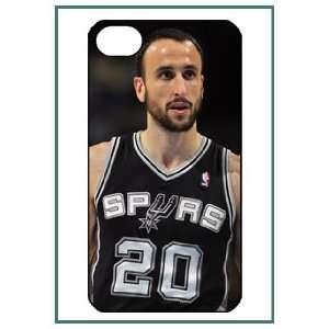Manu Ginobili San Antonio Spurs NBA Star Player Argentina
