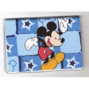 Debit Check Card Gift Card Drivers License Holder Disney Mickey Mouse