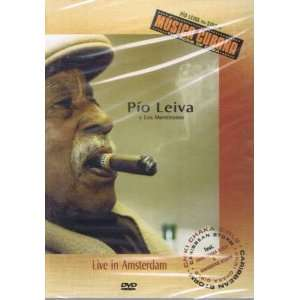 Pio Leiva the Star in Musica Cubana Live in Amsterdan Movies & TV