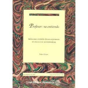 (9789706251046) Pedro Gomez, Grupo editorial iberoamerica Books