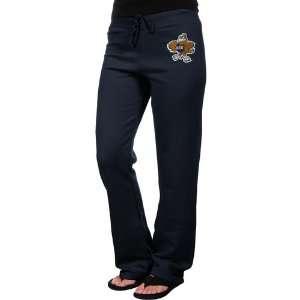 Oral Roberts Golden Eagles Ladies Navy Blue Logo Applique